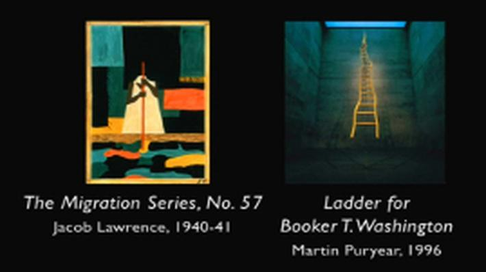 Picturing America - Jacob Lawrence and Martin Puryear