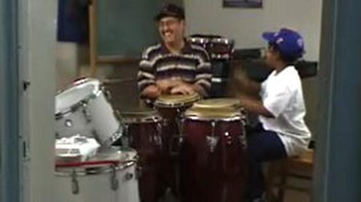 Ancestors Talk Through Drums