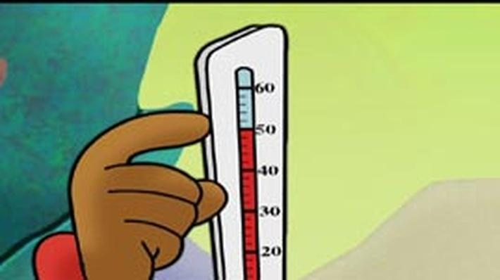 Reading a Thermometer