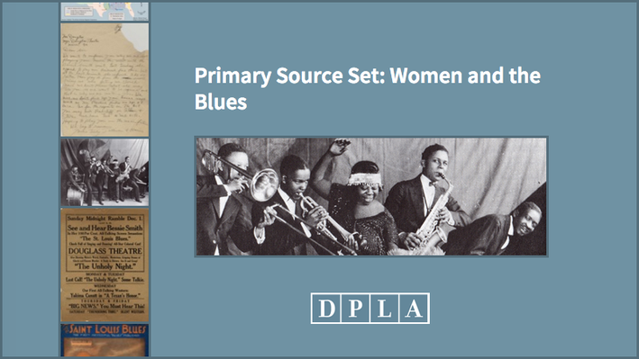 Primary Source Set: Women and the Blues