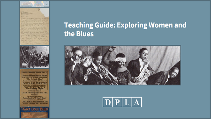 Teaching Guide: Exploring Women and the Blues