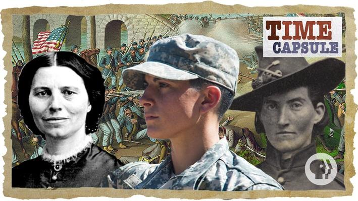 The Lasting Impact of Women in the Civil War | The Good Stuff: Time Capsule