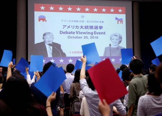 How Does the Rest of the World View the U.S. Election – Video