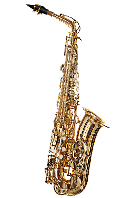 Alto Saxophone | Clipart