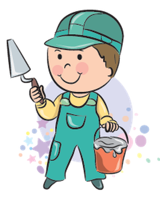 Professions Kids Set 3 | Clipart