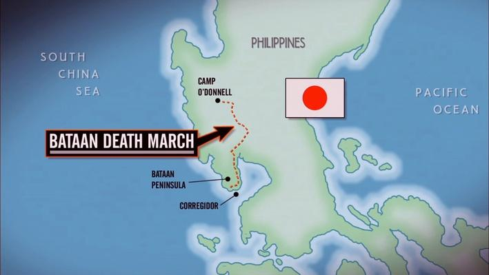 Bataan Death March | World War II Stories