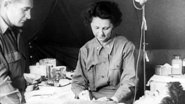 Experiences of a Female Nurse during World War II | World War II Stories