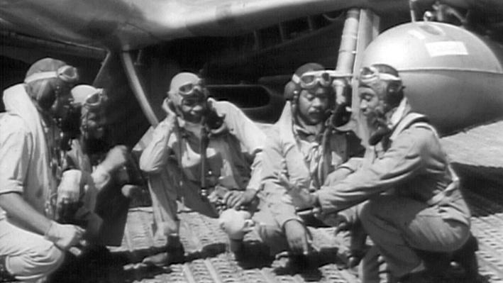 Tuskegee Airmen Experiences in World War II | World War II Stories