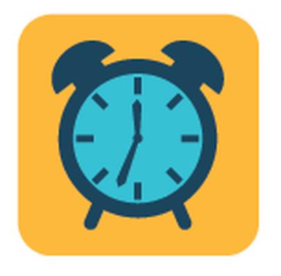 School Symbols - Clock | Clipart