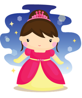 Glass Shoes Princess | Clipart