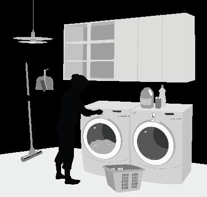 Homelaundry | Clipart