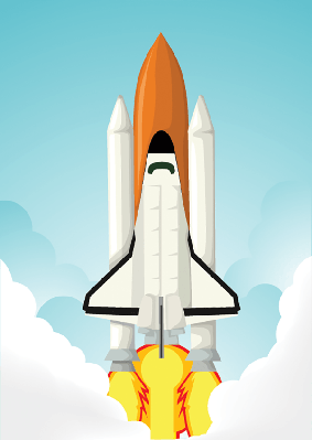 Space Shuttle | Clipart