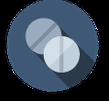 Medicine and Healthcare - Pills   Clipart