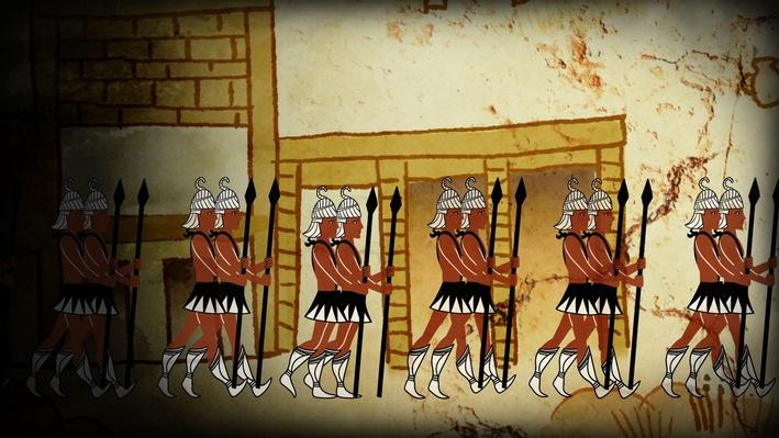 Conquerors from Mycenae | The Greeks