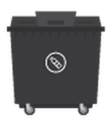Garbage Recycling - 6 | Clipart