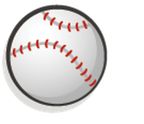 Baseball Design Elements | Clipart