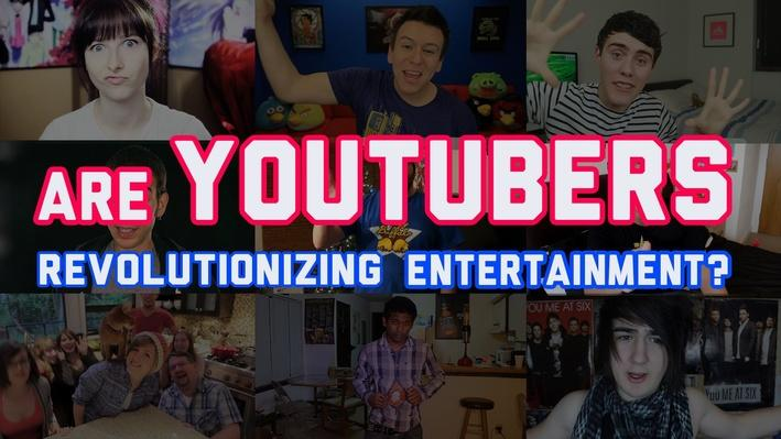 Are YouTubers Revolutionizing Entertainment? | Off Book