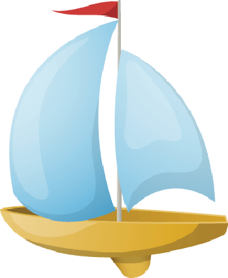 Toy Yacht | Clipart