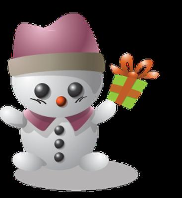 Snowman | Clipart