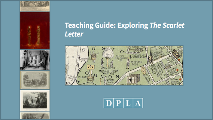 Teaching Guide: Exploring The Scarlet Letter