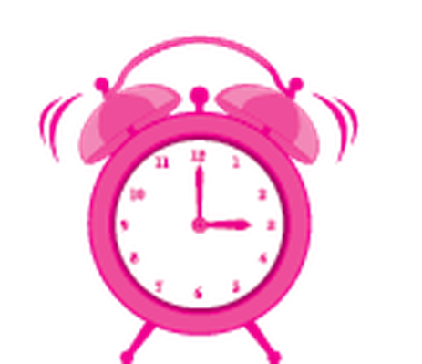 Cute Clock Alarm | Clipart