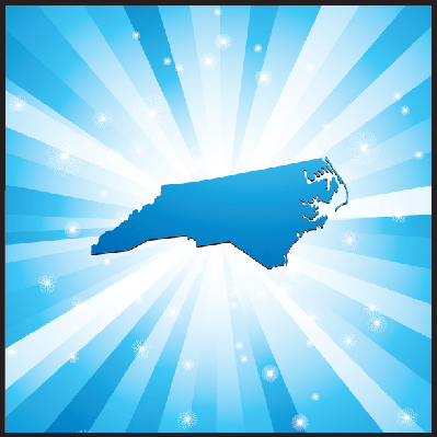 Blue North Carolina | Clipart
