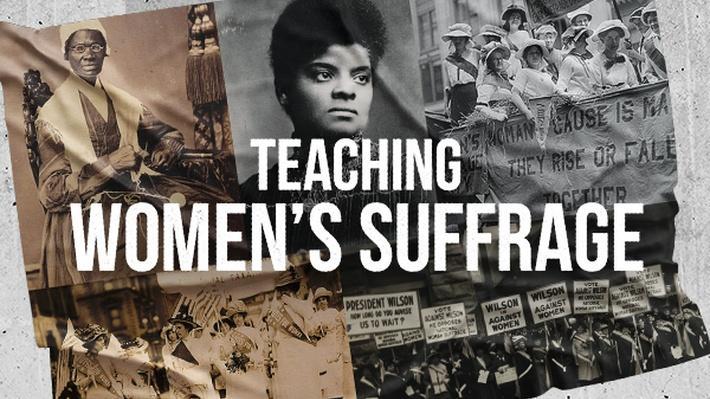 Teaching Womens Suffrage