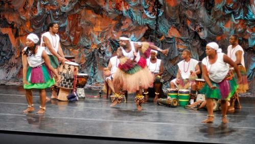 Plantation Dance/Ring Shout | African/African-American