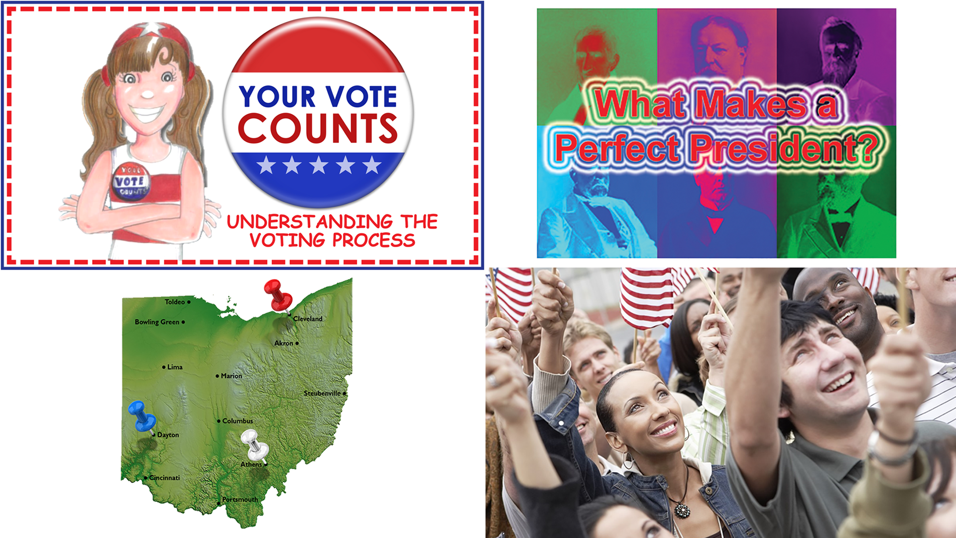 K12 Ohio Election Resources