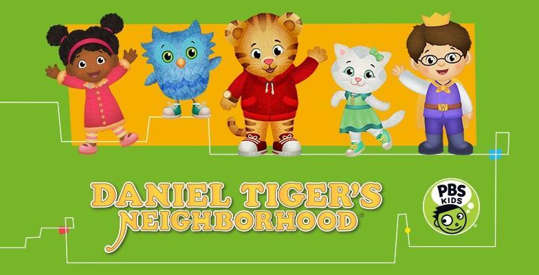 Daniel Tiger\'s Neighborhood | PBS LearningMedia