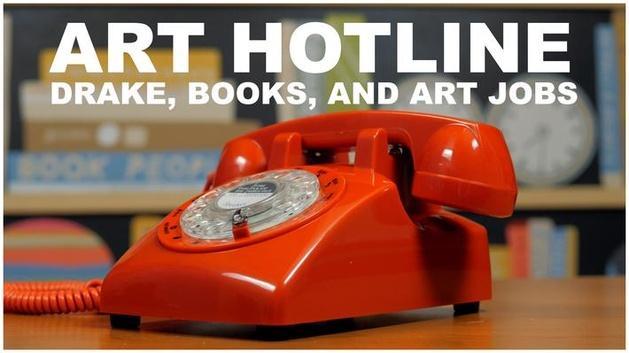 The Art Hotline