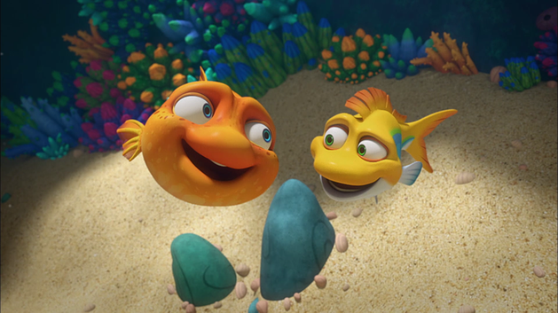 Do You Want a Tour of the Coral Reef?!