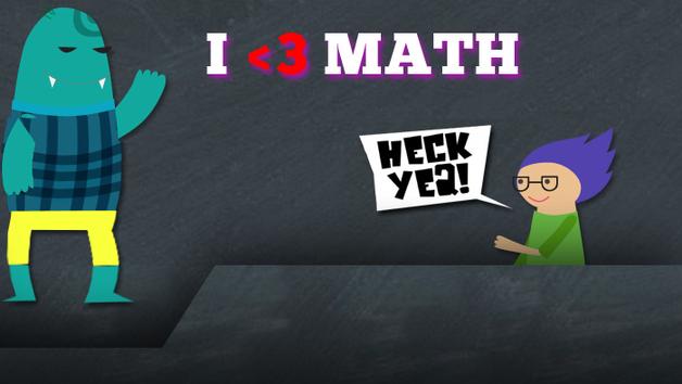 I <3 Math