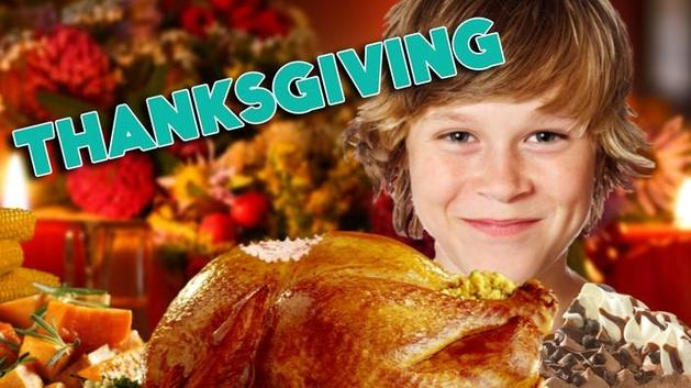 All About Thanksgiving