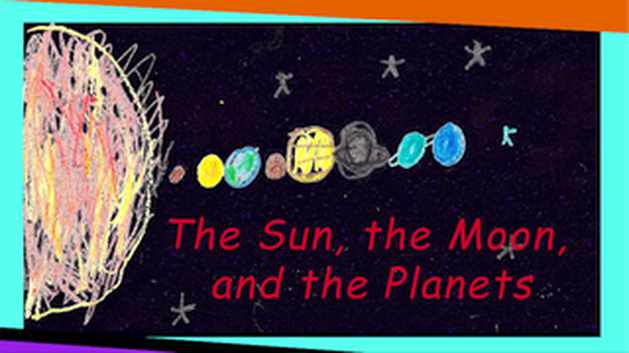 The Sun, the Moon, and the Planets