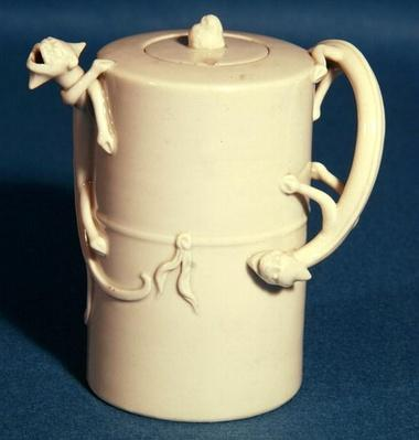 Teapot, from Duhua (ceramic)