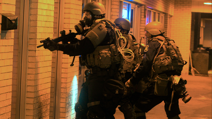 Do Not Resist | Research Questions and the Militarization of American Police