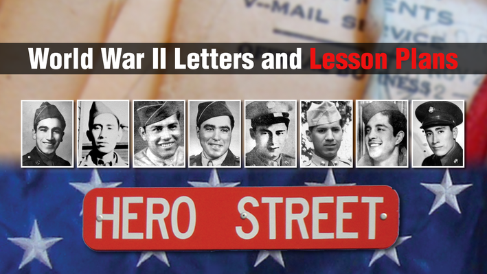 Video Guide | Letters Home to Hero Street
