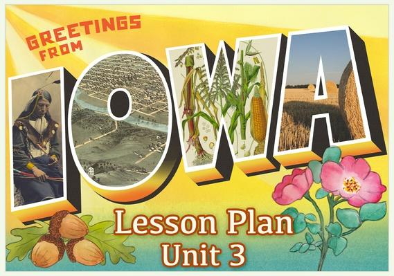 Iowa | Activity 3.3: Homesteading Supplies