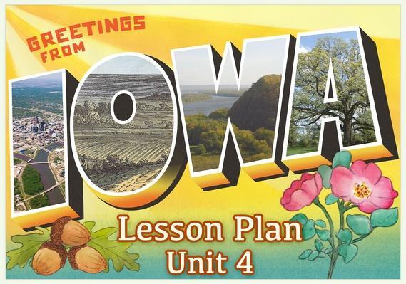 Iowa | Activity 4.2: Iowa's State Seal