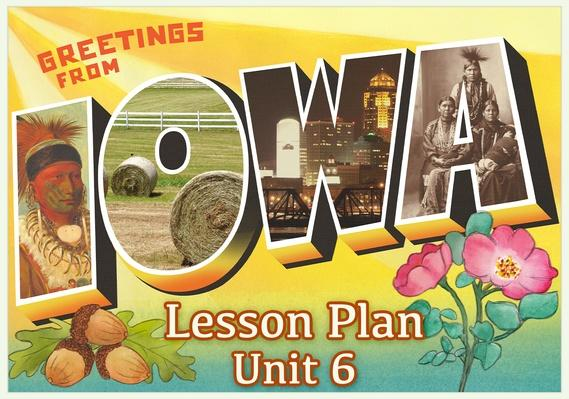 Iowa   Activity 6.1: Made in Iowa, Yesterday and Today