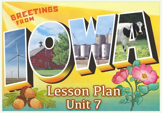 Iowa | Activity 7.5: Changes in Rural Life
