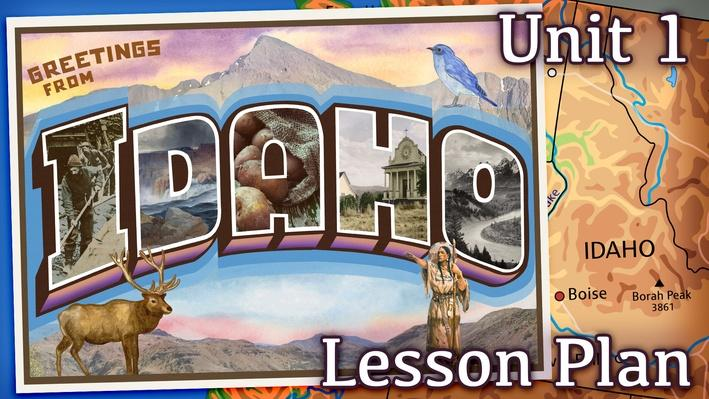 Idaho | Activity 1.5: People of Idaho from Near and Far