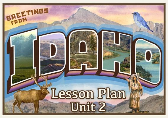 Idaho | Activity 2.1: The Shaping of Idaho's Landscape
