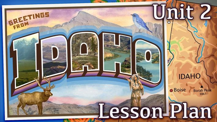 Idaho | Activity 2.6: Idaho's Three Geographical Regions