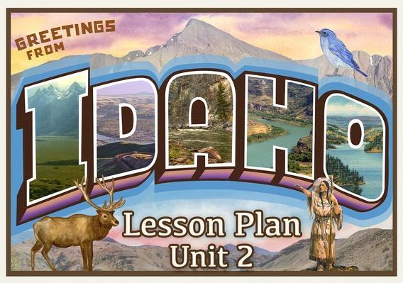 Idaho | Activity 2.6: Idaho's Three Geographical Regions