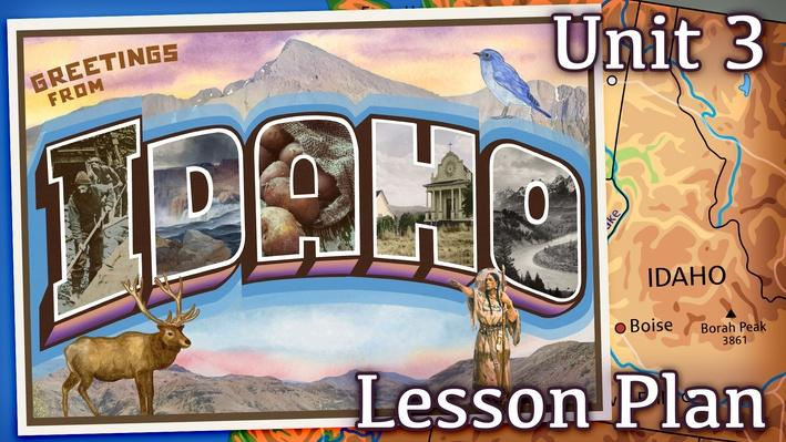 Idaho | Activity 3.1: Prehistoric Travels – How the First People Came to Live in Idaho