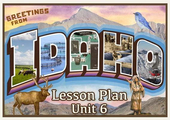 Idaho | Activity 6.6: Idaho's Economy—Past & Present