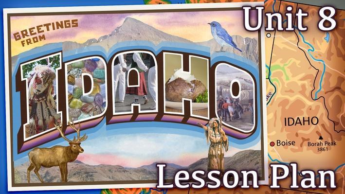 Idaho | Activity 8.5: American Indian Symbols of Idaho