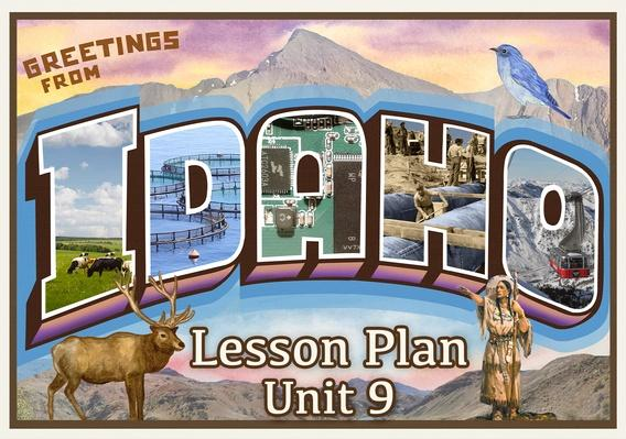 Idaho | Activity 9.2: How Have People and Natural Forces Changed Idaho's Land? - The Teton Dam Disaster